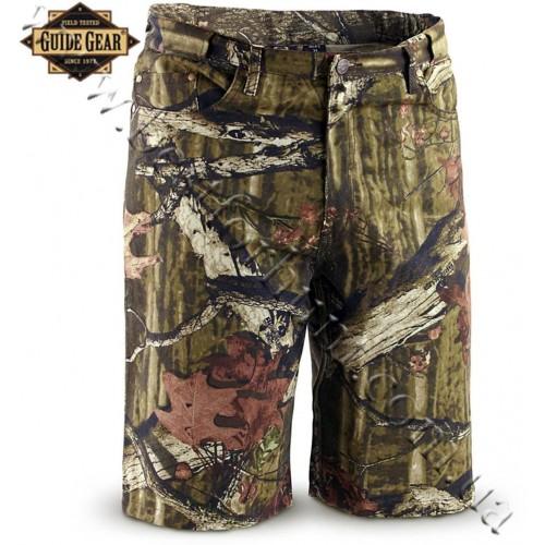 Guide Gear® Expandable-waist Shorts Mossy Oak® Break-Up® Infinity™