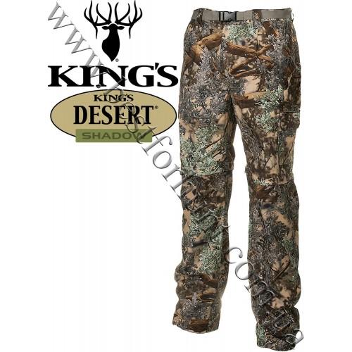 King's® Hunter Series Safari Pant Desert Shadow®