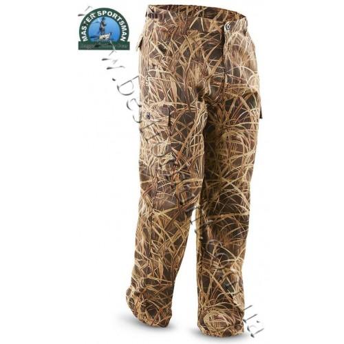 Master Sportsman® Six-Pocket Camo Pants Marsh Sherbrooke