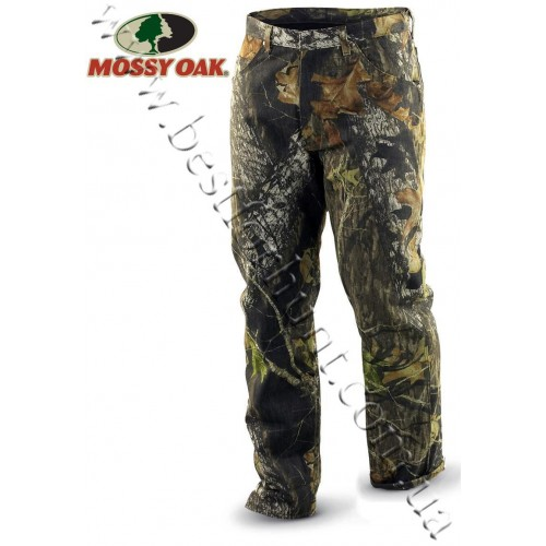 Mossy Oak® Five-Pocket Denim Jeans Mossy Oak® Break-Up®