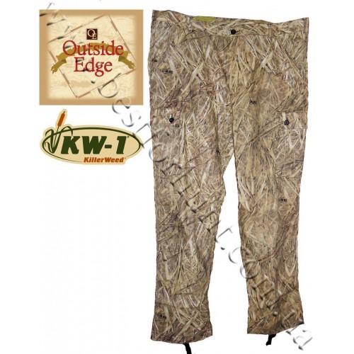 Outside Edge® 6 Pocket Pants  KW-1®