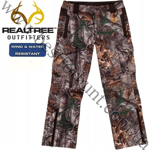 Realtree Outfitters® Soft Shell Pant Realtree Xtra®