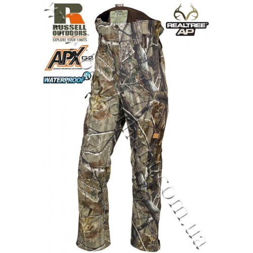Russell Outdoors® APX™ L4 Gale Pant Realtree AP®