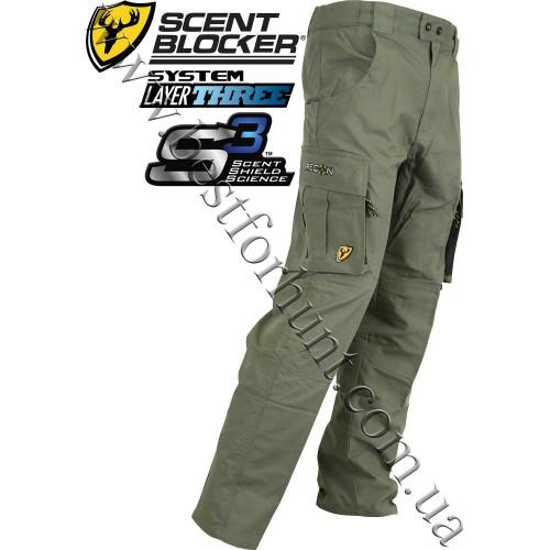 ScentBlocker® Recon™ Lifestyle Pant Green