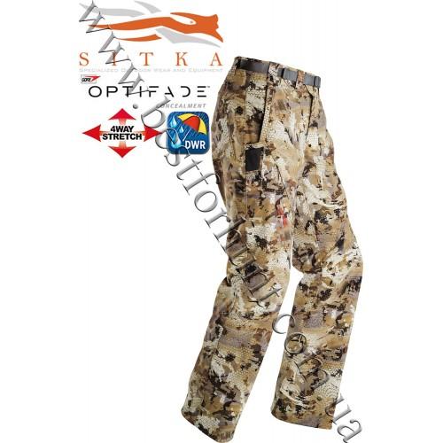 Sitka® Dakota Pant GORE™ OPTIFADE™ Concealment Waterfowl Marsh