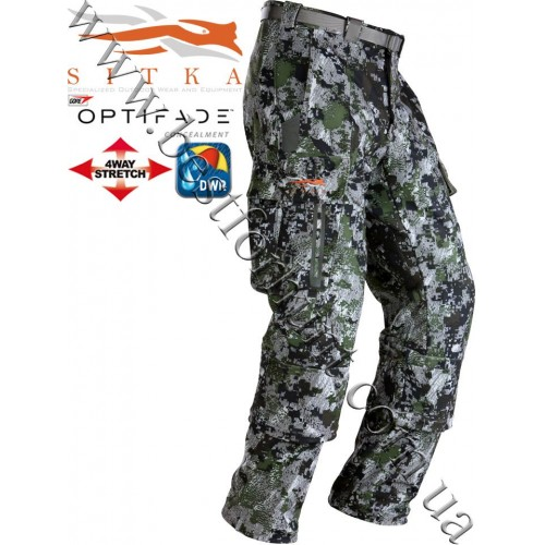 Sitka® Early Season Whitetail Pant GORE™ OPTIFADE™ Concealment in Forest