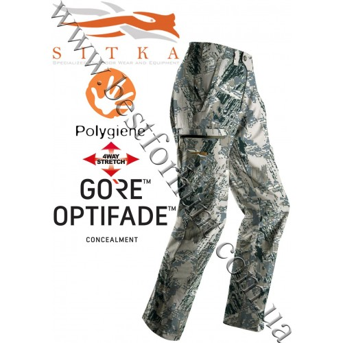 Sitka™ Gear Ascent Pant 50127 GORE™ OPTIFADE™ Concealment in Open Country