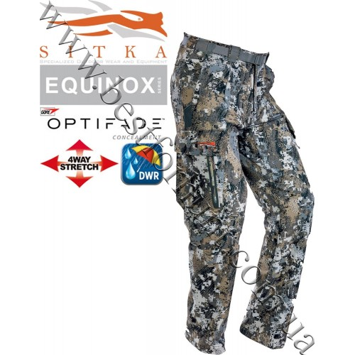 Sitka™ Gear Equinox™ Pant GORE™ OPTIFADE™ Concealment Elevated II