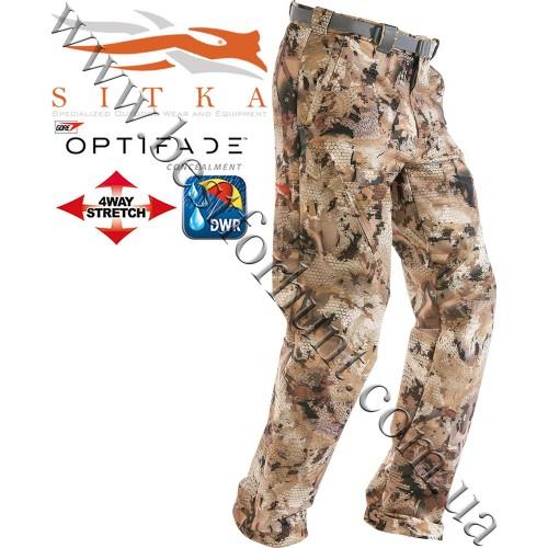 Sitka® Gear Grinder Pant GORE™ OPTIFADE™ Concealment Waterfowl Marsh