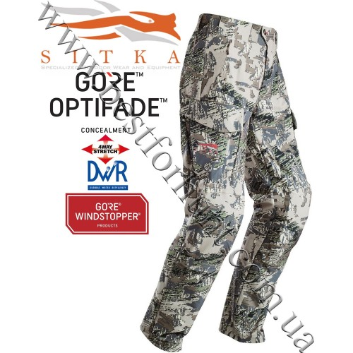 Sitka™ Gear Mountain Pant GORE™ OPTIFADE™ Concealment in Open Country