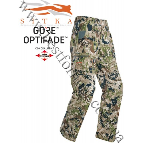 Sitka™ Gear Traverse Pant GORE™ OPTIFADE™ Concealment in Subalpine