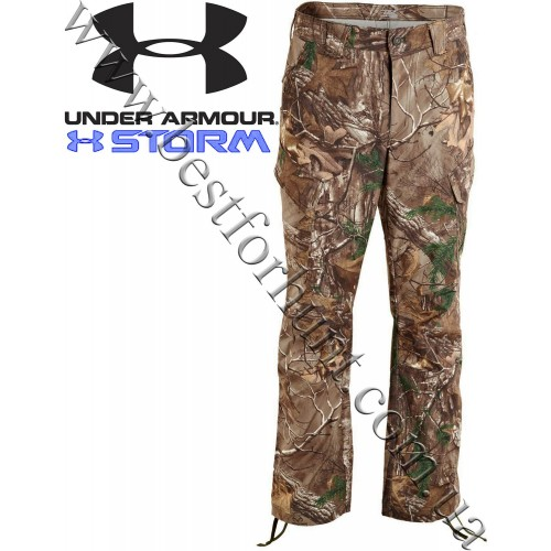 Under Armour® Storm Performance Field Pant Realtree Xtra®