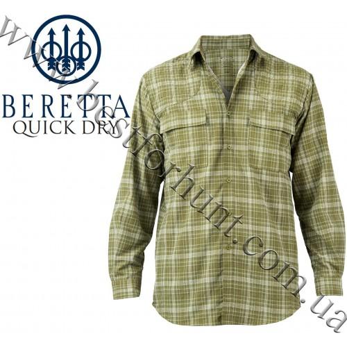 Beretta® Quick Dry Shirt LU011 Avocado