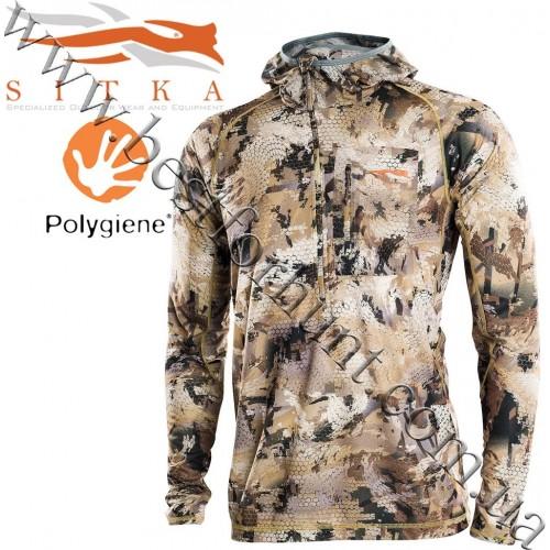 Sitka™ Gear Core Lightweight Hoody GORE™ OPTIFADE™ Concealment Waterfowl Marsh