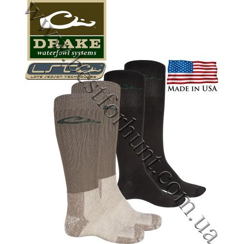 Drake Waterfowl® Wick N' Warm Sock and Liner System Merino Wool Blend