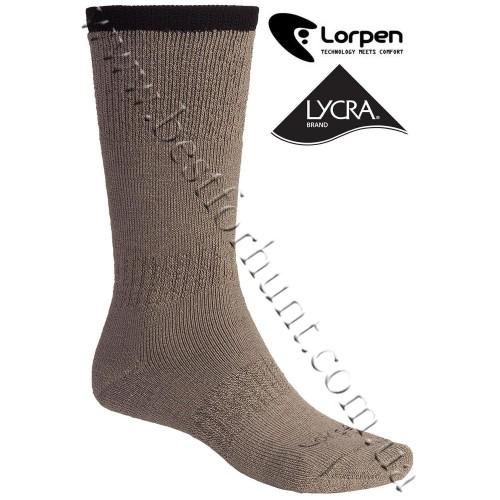 Lorpen Midweight Merino Wool Hunting Socks