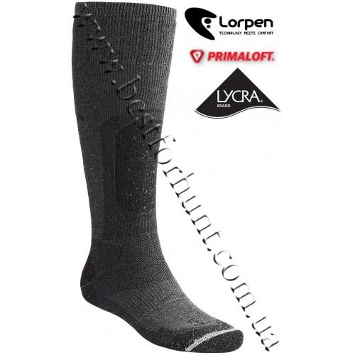 Lorpen PrimaLoft® Yarn Heavyweight Hunting Socks Olive
