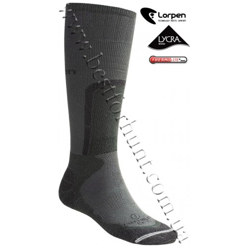 Lorpen Thermolite® Midweight Hunting Socks