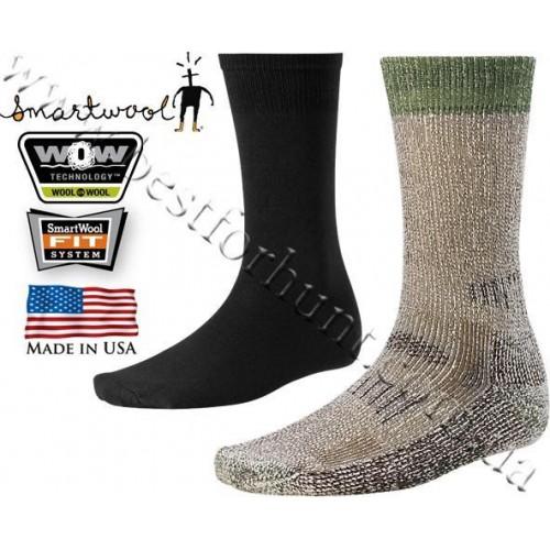 SmartWool® Merino Wool Heavy System Crew Hunt Socks