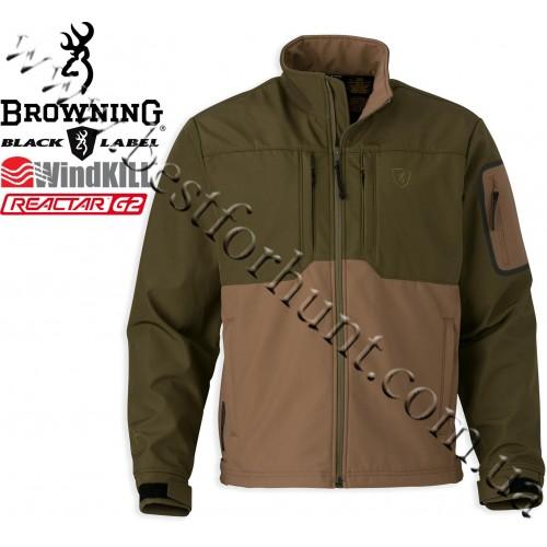 Browning® Black Label™ FMJ Windkill Jacket Forest