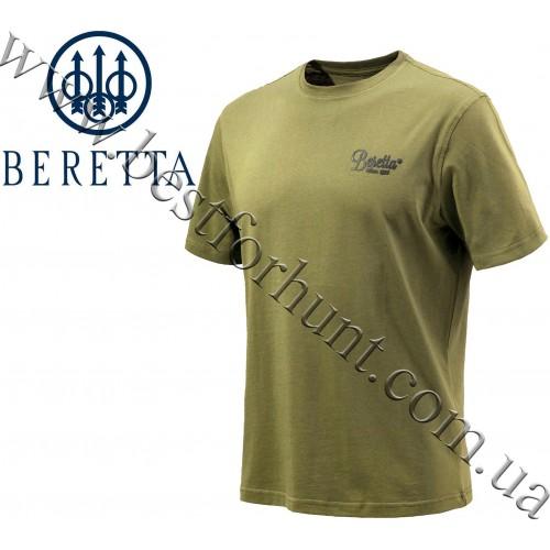 Beretta® Classic T-shirt TS032 Army Green