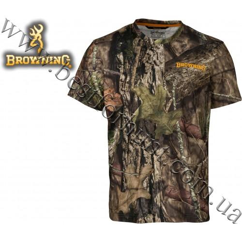 Browning® Graffiti Short Sleeve T-Shirt Mossy Oak® Break-Up® COUNTRY™