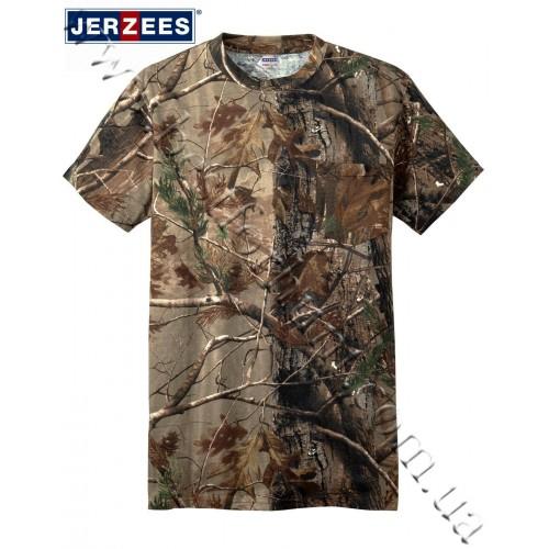 Jerzees® Short Sleeve T-Shirt Realtree AP®