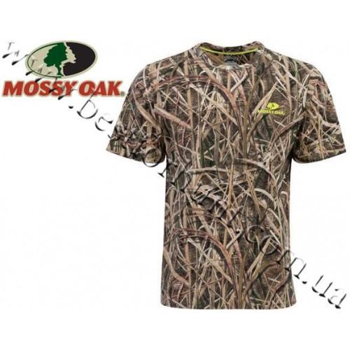 Mossy Oak® Short Sleeve T-Shirt Mossy Oak® Shadow Grass® Blades™