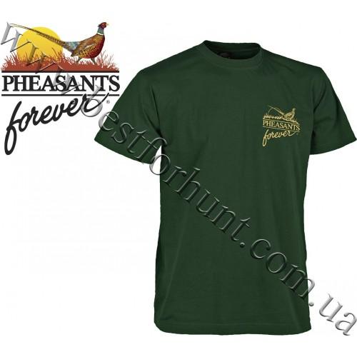 Pheasants Forever® Flush T-Shirt Forest Green
