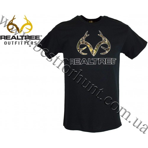 Realtree Outfitters® Corporate Logo Short Sleeve Tee Realtree Xtra®