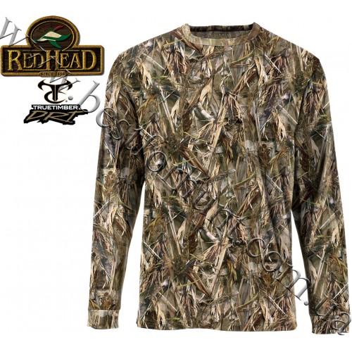 RedHead® True Fit Camo Long-Sleeve T-Shirt True Timber® DRT™