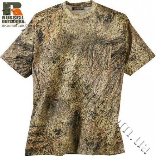 Russell Outdoors® Explorer Short-Sleeve T-Shirt Mossy Oak® Brush®
