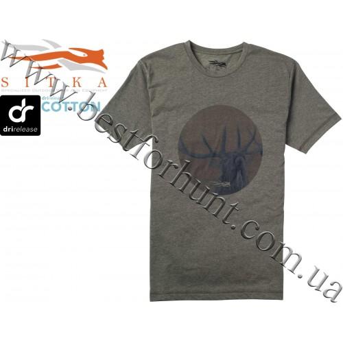 Sitka® Bugle Short Sleeve Tee Shirt Pyrite
