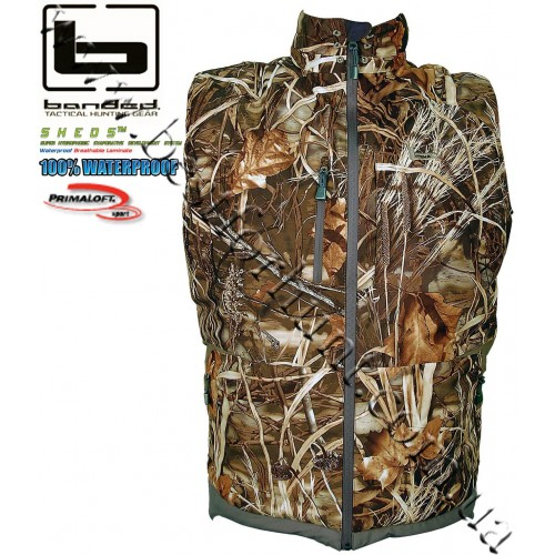Banded® Closer™ 2L Waterproof Insulated Tech Vest Realtree MAX-4®