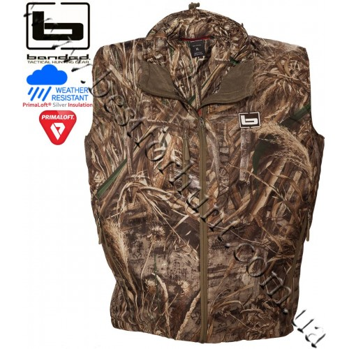 Banded® Colusa Insulated Vest Realtree MAX-5®