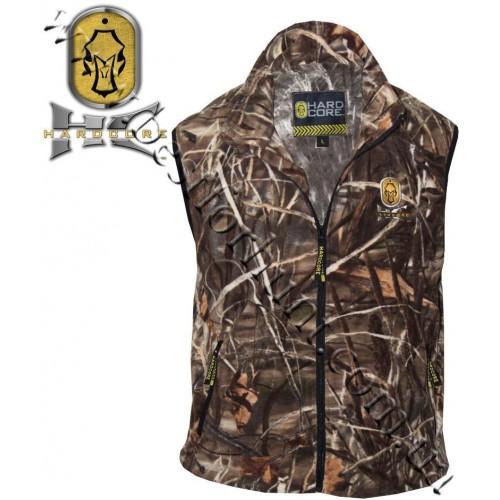 Hardcore® Fleece Vest Realtree MAX-4®