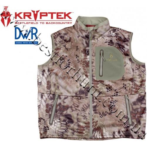 Kryptek™ Vidar Scout Vest Highlander™ with Olive Pocket