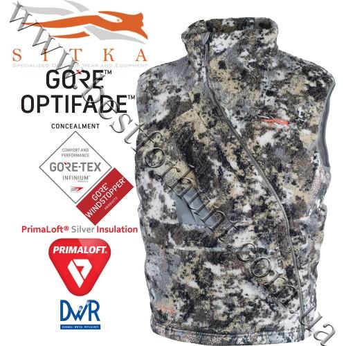 Sitka™ Gear Fanatic Vest GORE™ OPTIFADE™ Concealment Elevated II