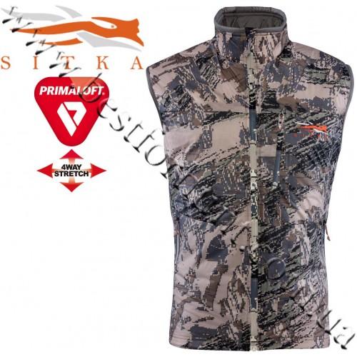 Sitka® Gear Kelvin Lite Vest GORE™ OPTIFADE™ Concealment in Open Country