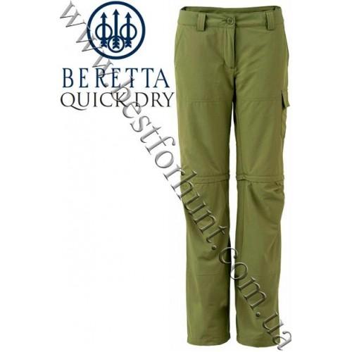 Beretta® Women's Quick Dry™ Pants CD011 Avocado