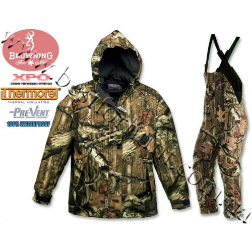 Browning® For Her XPO™ Big Game Pre-Vent® Waterproof Insulated Set Mossy Oak® Break-Up® Infinity™