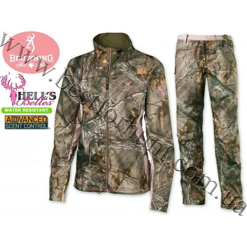 Browning® Hell's Belles™ Ultra-Lite Realtree Xtra®-Realtree AP® Pink