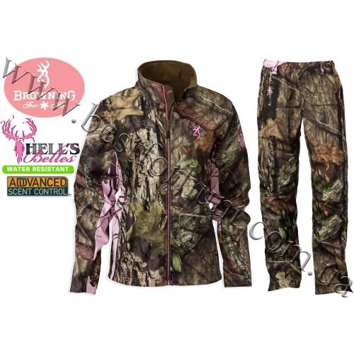 Browning® Hell's Belles™ Ultra-Lite Set Mossy Oak® Break-Up® COUNTRY™-Mossy Oak® Pink®
