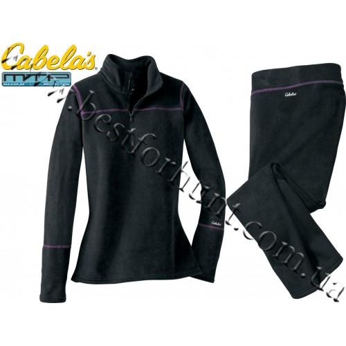 Cabela's Women's MTP Polar-Weight Black