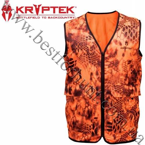 Kryptek™ Vesuvius Vest Kyrptek Inferno™-Blaze