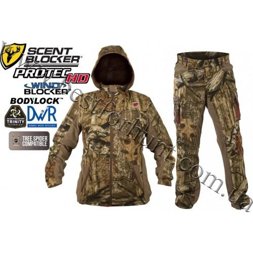 ScentBlocker® Women's Sola™ Protec HD Trinity™ Hunting Set Mossy Oak® Break-Up® Infinity™