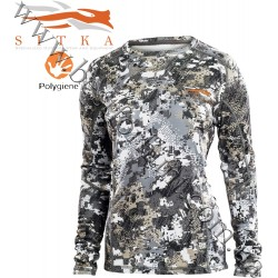 Sitka™ Gear Women's Core Midweight Long Sleeve Crew GORE™ OPTIFADE™ Concealment Elevated II