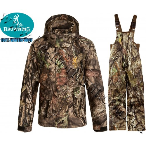 Browning® Wasatch™ Junior Waterproof Insulated Set Mossy Oak® Break-Up® COUNTRY™