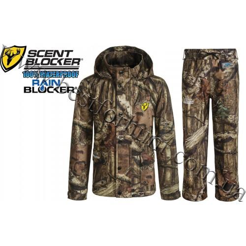 ScentBlocker® Youth Drencher™ Waterproof Hunting Set Mossy Oak® Break-Up® Infinity™
