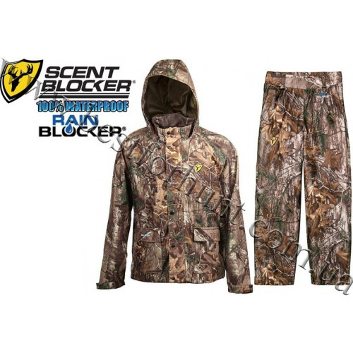 ScentBlocker® Youth Drencher™ Waterproof Hunting Set Realtree Xtra®